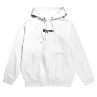 unofficial: Repro - black logo Hoodies