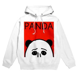 PANDA Hoodies