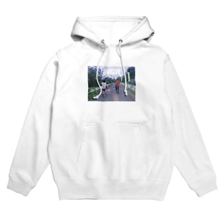 NGR for ナグラサン or ノジリサン Hoodies