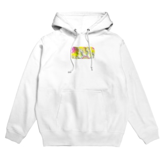 unicorn fractal Hoodies