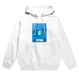 WTNB for ワタナベサン Hoodies