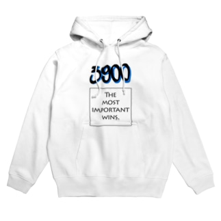 POINTS - 3900 Blue Hoodies