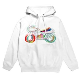bike_2 Hoodies