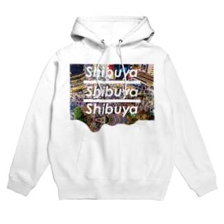 Shibuya Hoodies