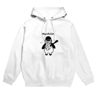 マンドリンペンギン Hoodies