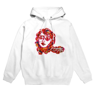 girllllll Hoodies