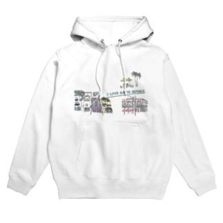 santamonica Hoodies