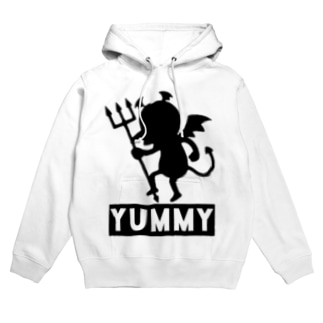 Yummy Parker Hoodies