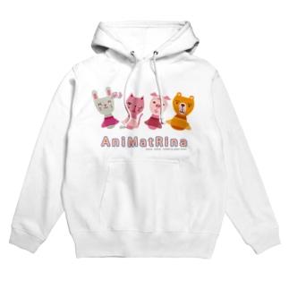 AniMatRina(アニマトリーナ) Hoodies