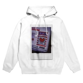 love & peace Hoodies