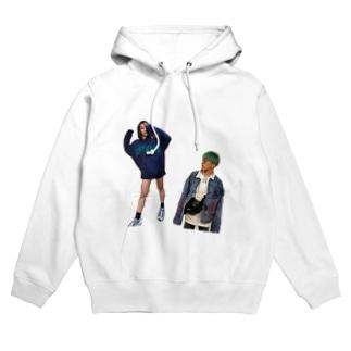 kaita&ako T-shirt Hoodies