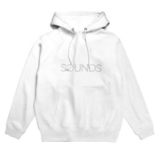 【New】sounds オリジナル Hoodies