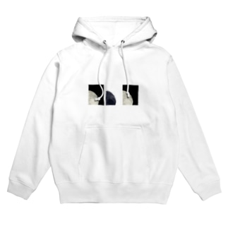 moon-3 Hoodies