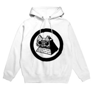 Kittyright Liberation Front Hoodies