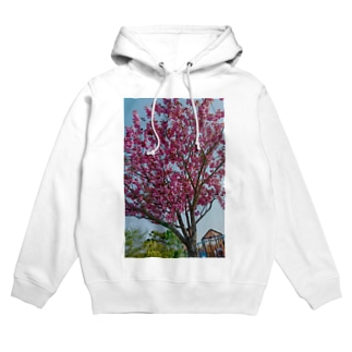flowertree Hoodies