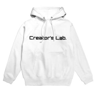 Creator's Lab. ロゴ Hoodies