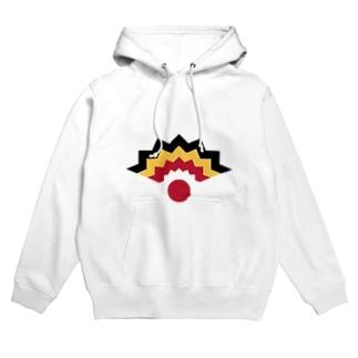 NIMAFUKU (Logo) Hoodies