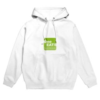 One    EATS(新) Hoodies