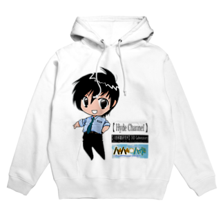 H Project shopのHyde (YouTubeキャラクター) Hoodies