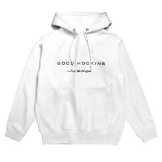 【GOOD HOOKING】釣り人のためのWEAR Hoodies