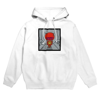 2019:A  SPACE ODYSSEY Hoodies