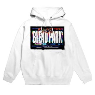東京 BLEND PARK Hoodies