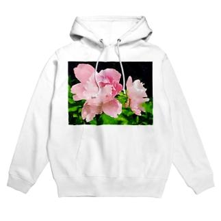 大輪の花 Hoodies