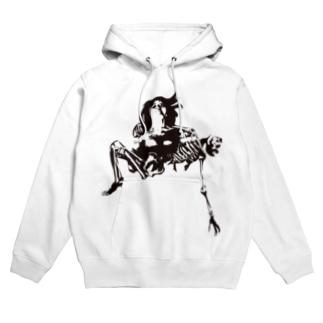 Embrace Skeleton Hoodies