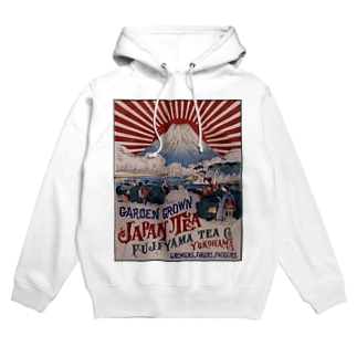 JAPANTEA Hoodies