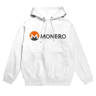 Monero モネロ Hoodies