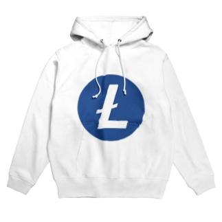 Litecoin ライトコイン Hoodies