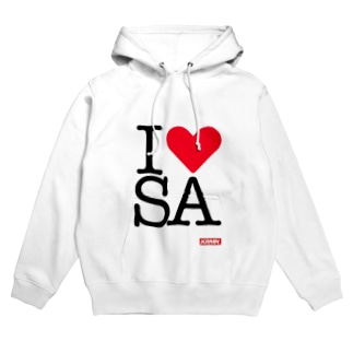 I love SA フーディ
