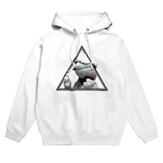 DOC-triangle Hoodies