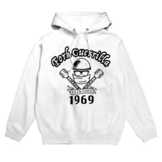 Fork Guerrilla 新宿1969 Hoodies