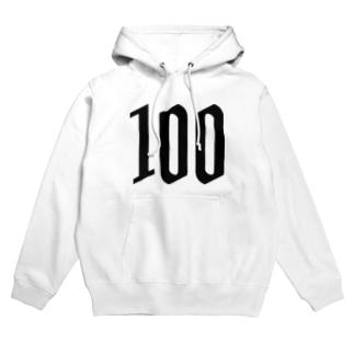 100 Hoodies