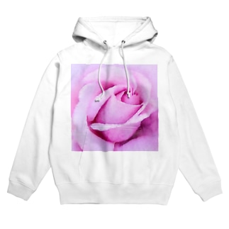 pale violet Hoodies