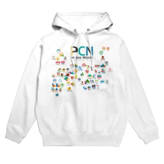PCN in the World Ver1.1.0 Hoodies