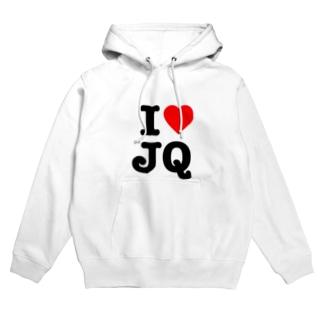 I ♡ JQ Hoodies