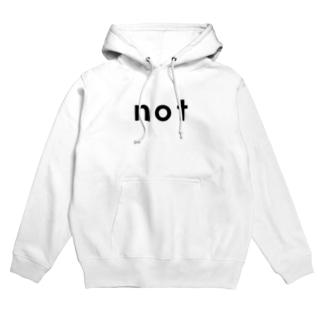 not_logo bk Hoodie