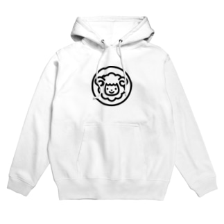 smilesheepグッズ Hoodies