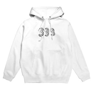 333 Hoodies