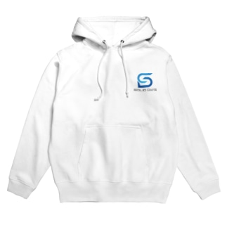 SOLID DAYS 2019 パーカー左胸1 Hoodies