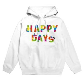 Happy Days Hoodies