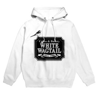 White Wagtail Coffee & Bakery Hoodies
