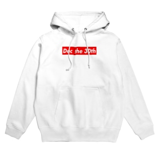 Dec the 30th(12月30日) Hoodie