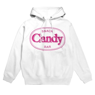 岡山Candy Hoodies