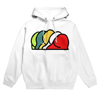 party parrot Hoodies