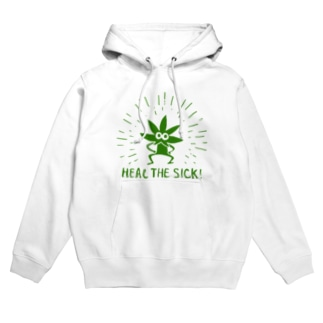 22エモン - HEAL THE SICK! Hoodies