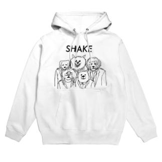 SHAKE Hoodies