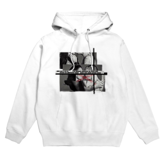 Re:yiTのリンキンパーク・チェスター・歌詞・R.i.P.コラージュ・ROCK・平成・令和 Hoodies
